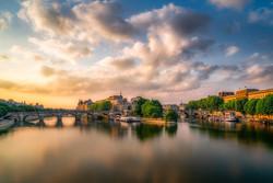 Paris Morning View, France