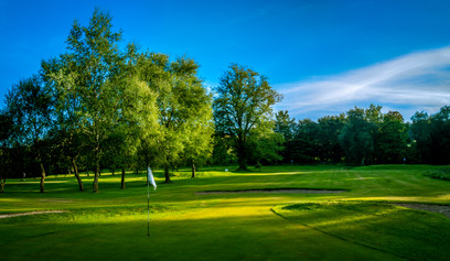 Golf Course Photography