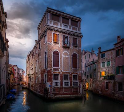 Venice Square House