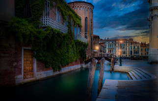 Blue Hour in Venice