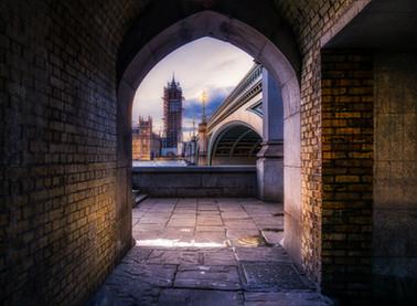 New Big Ben View