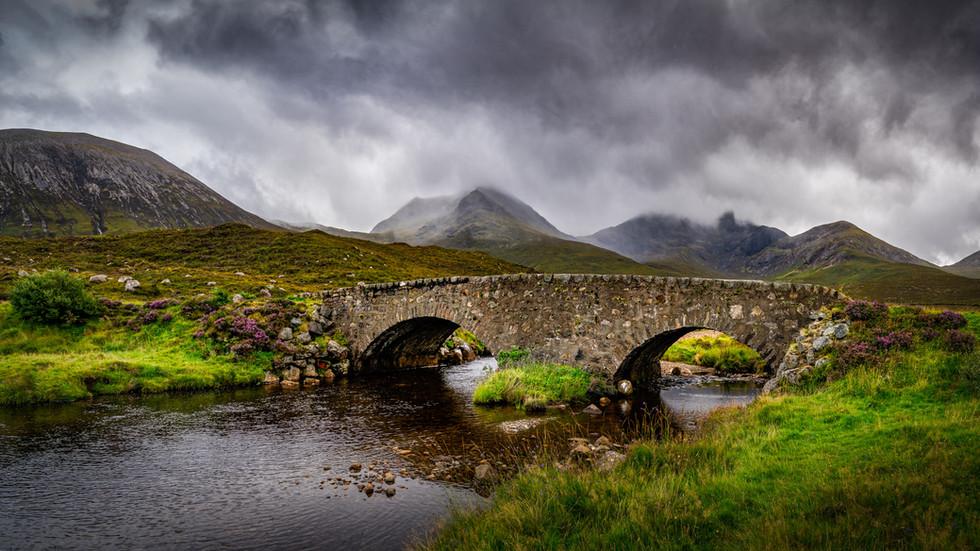 Bridge over Loch Ainort