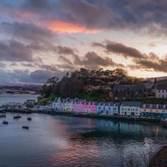 December - Portree Harbour