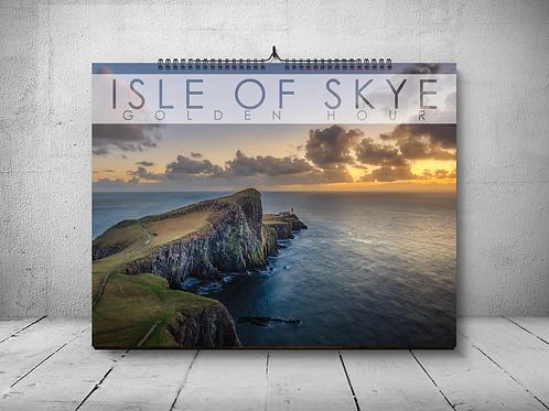 Isle of Skye - Golden Hour - Calendar