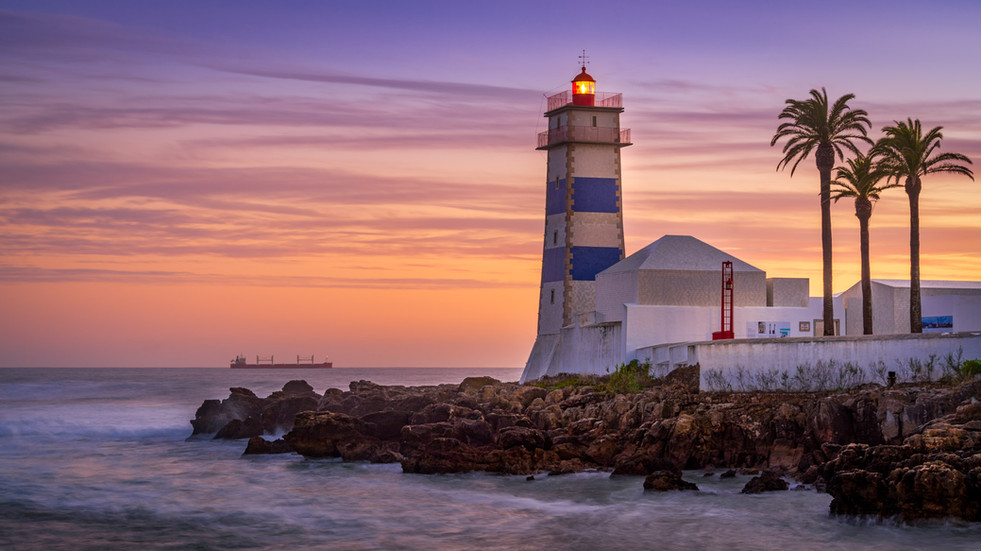 Santa Marta Lighthouse 2, Cascais