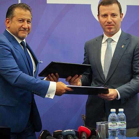 AFFA və türk brendi arasında əməkdaşlıq müqaviləsi imzalanıb
