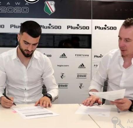 """Mahir """"Legiya"""" ilə müqavilə imzaladı!"""