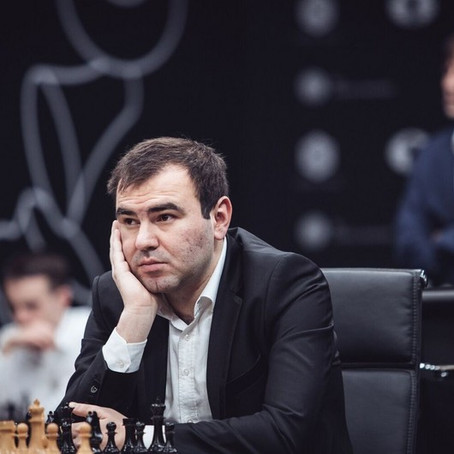 Şəhriyar Məmmədyarov şahmat turnirinin qalibi oldu