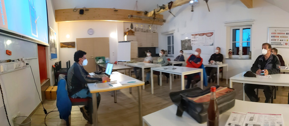 Digitalfunk: Ausbildung gestartet