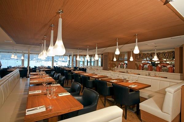 mobilie restaurant Instambul Haesevoets design