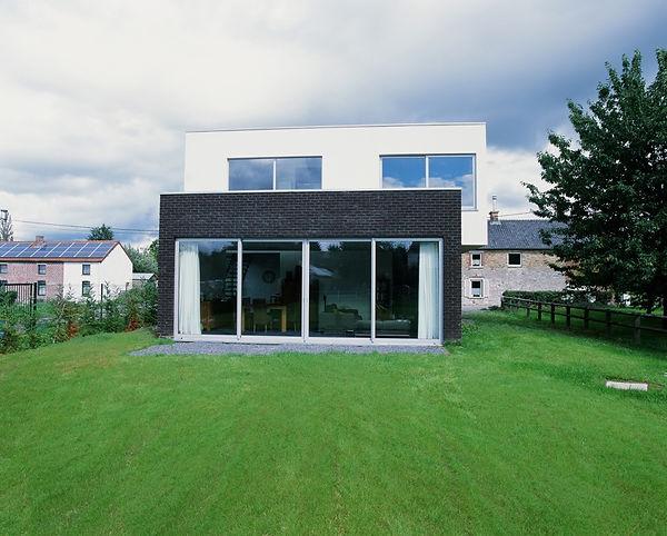 Maison Dabg01 Namur Haesevoets Architecte