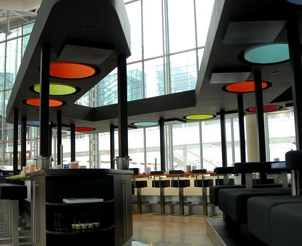 mobilier restaurant design Frederic Faesevoets