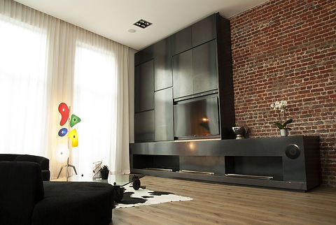 Renovation Loft Lille Haesevoets Architecte