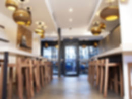 design restaurant Paris Haesevoets architecte
