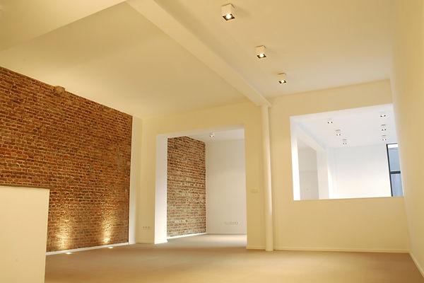 Renovation interieur Haesevoets Architecte Bruxelles