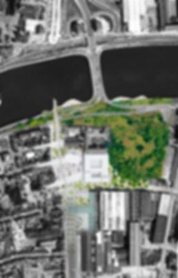 Place Kuborn Seraing Haesevouts Architecte