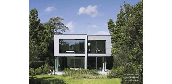 Maison Uccle Frederic Haesevoets Architecte