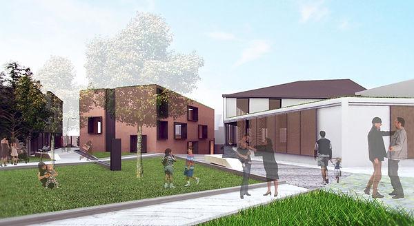 Spintay Verviers Haesevoets Architecte amenagement
