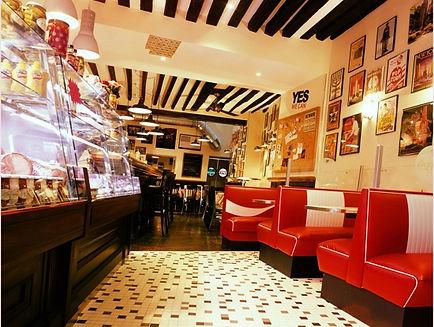 design restaurant Paris Haesevoets architecte