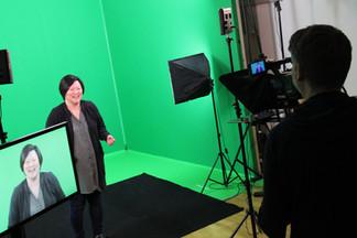 Green screen - Video produktion