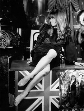 Shape boutique på Hornsgatan 1967