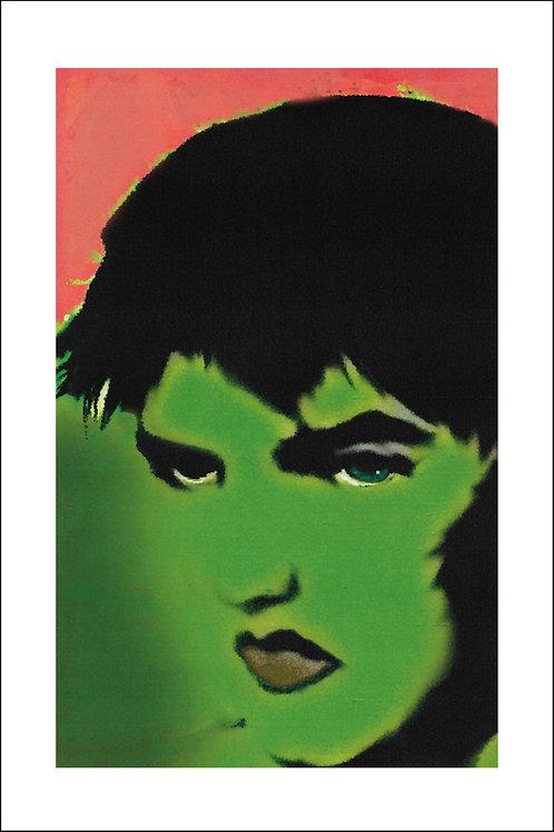 Elvis 10 - 20 x 30 Fotoblad