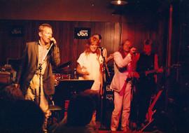 Totta Näslund, Py & Dan Hylander i Strömstad 1985