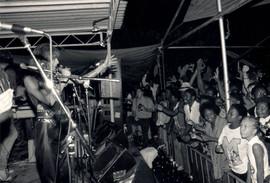 Turne i Afrika 1986