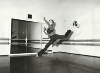 """En bild från """"Danshögskolan"""" i Stockholm där jag utbildade mig till danspedagog mellan 1977-1980. Foto © Tomas Giden"""