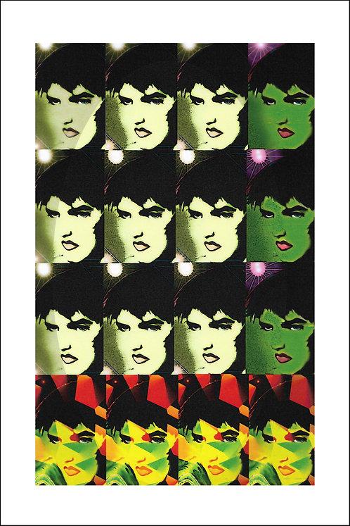 Elvis 1 - 20 x 30 Fotoblad