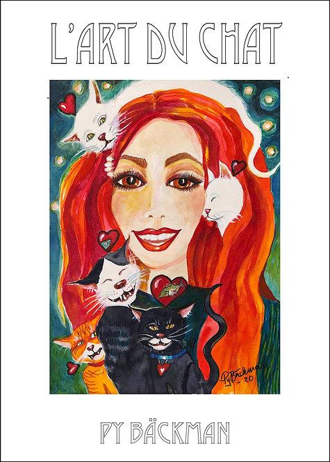Mitzi - Poster 50 x 70 cm