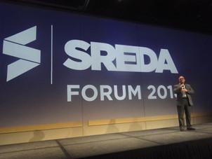 Greg Magirescu, CEO, Delivers Creative Economy Address to SREDA
