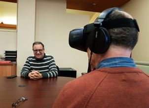 Spatial Audio Enhances the VR Experience