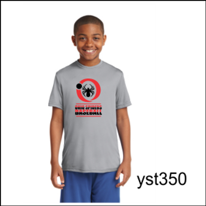 copy of YOUTH POSCHARGE COMPETITOR TEE SHIRT