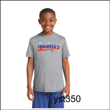 YOUTH POSCHARGE COMPETITOR TEE SHIRT