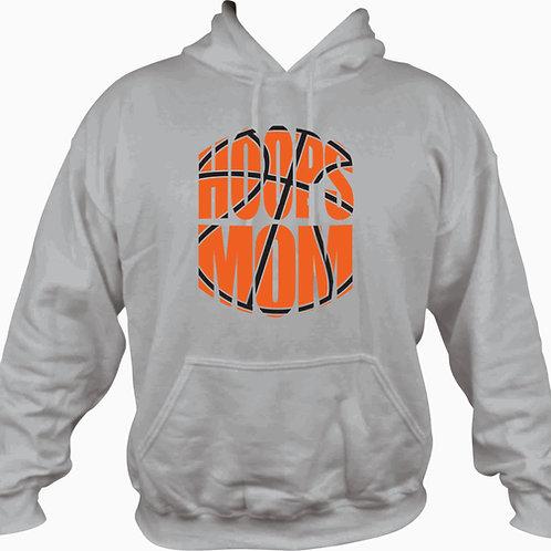 Hoops Mom hooded sweatshirt