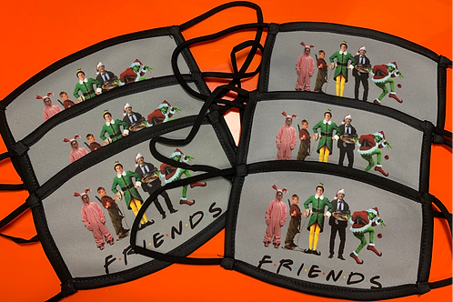 FRIENDS MASKS