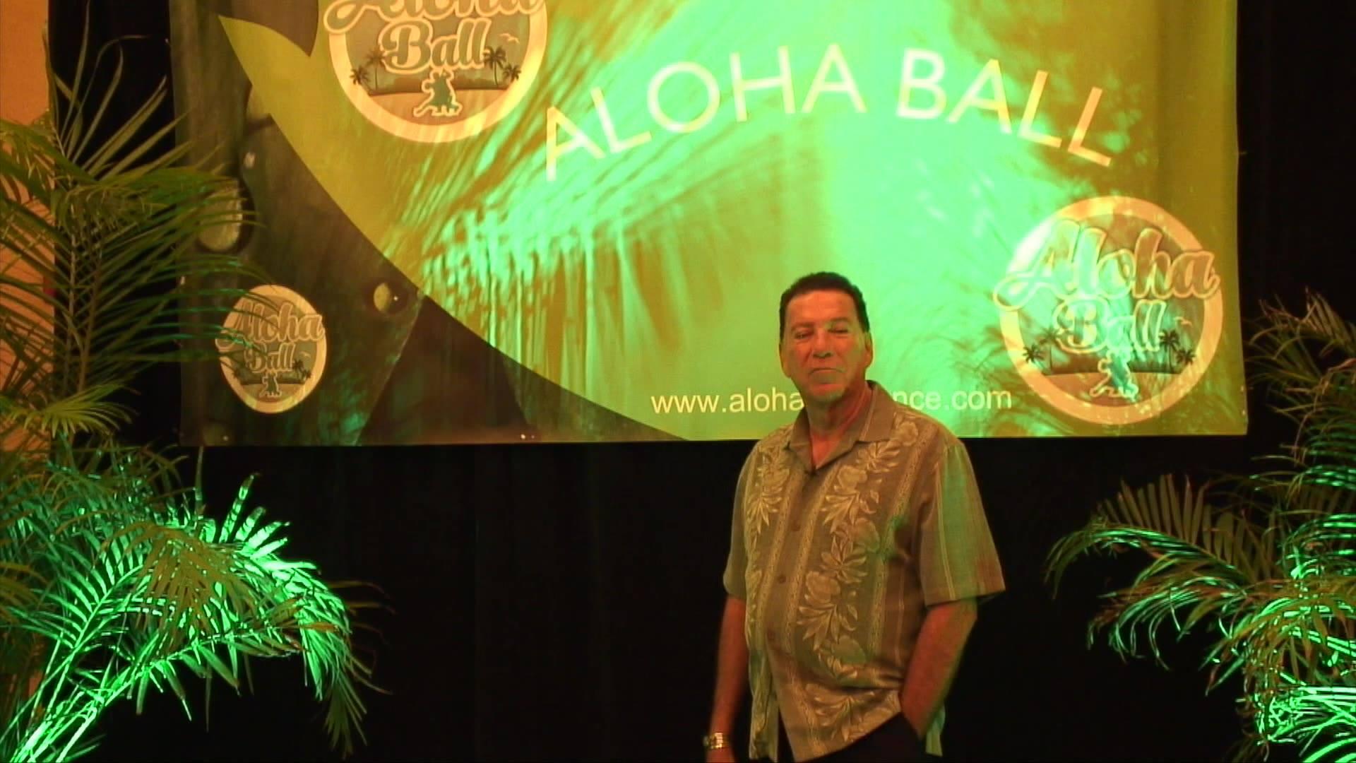 Aloha Ball 2018 - Gala Dinner
