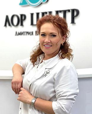 медсестра Батищева Светлана Александровна