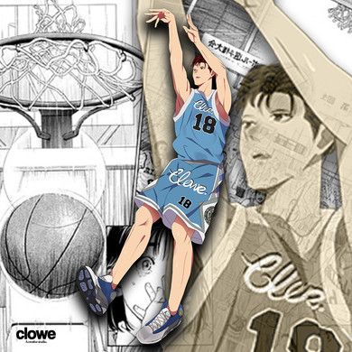 Dean Blue Drawing