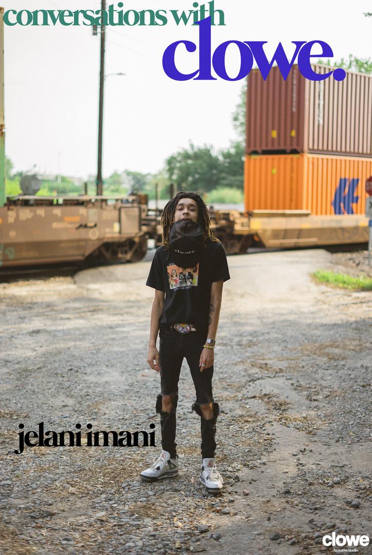 Jelani Imani Edition