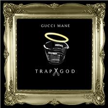 Gucci Mane's Trap God cover created by Khalfani Dennis