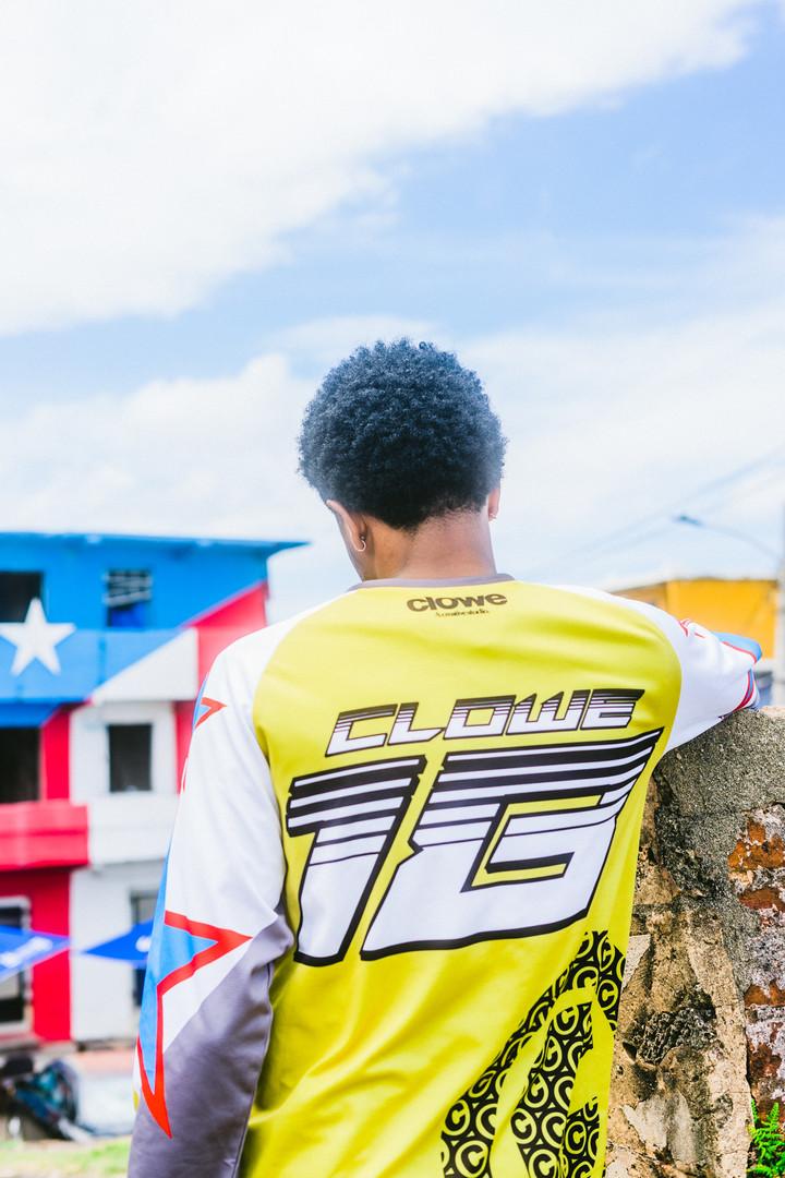 Clowe Motorsports Jersey