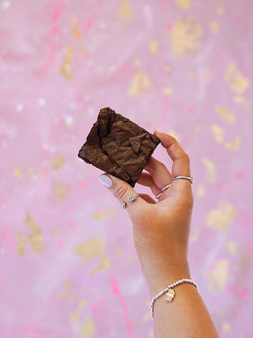 Vegan Truffle Brownies
