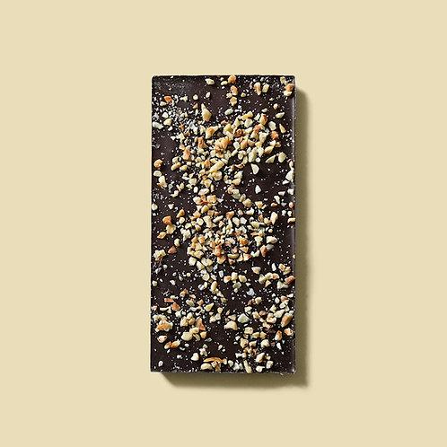 The Hazelnut Cracker chocolate bar