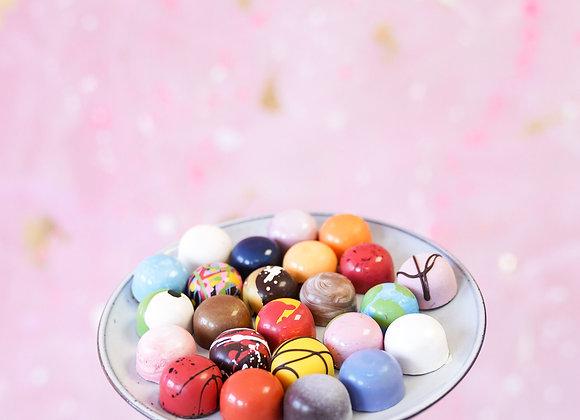 Handpainted Bonbons