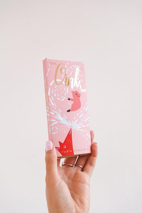 Oink, Oink, Oink chocolate bar