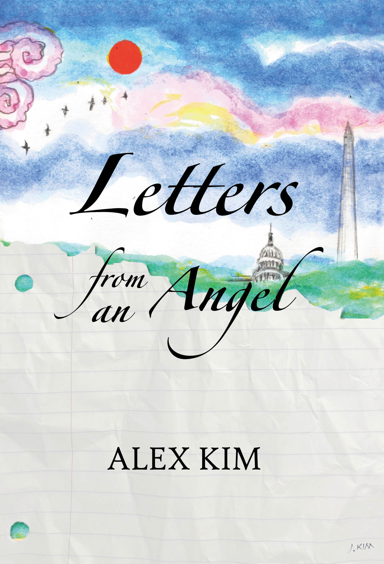Letters from an angel