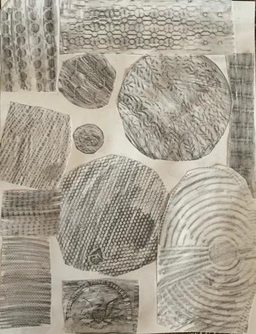 Antonio - Texture Collage