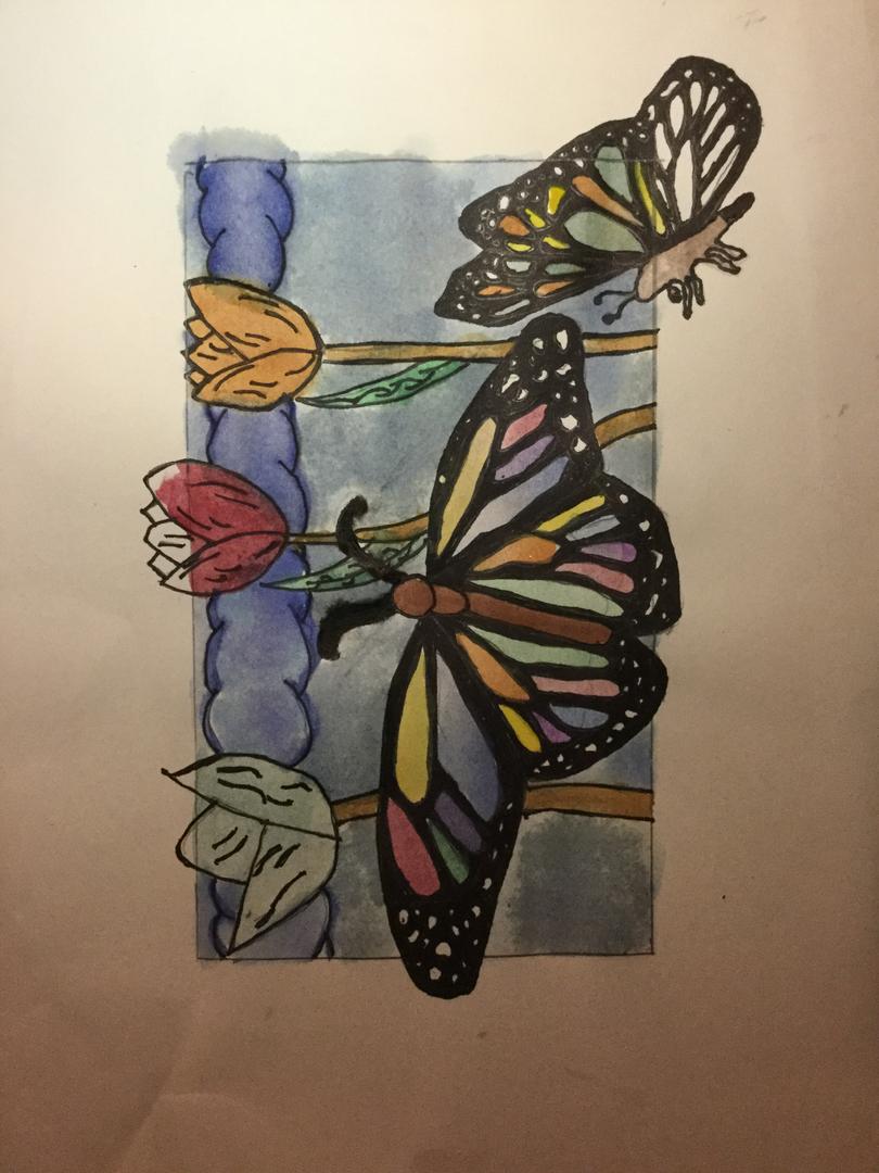 Karina - Emphasis in Nature